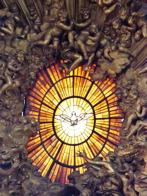 HolySpiritWindow Bernini