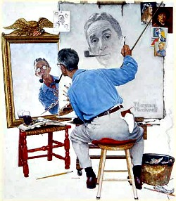 Rockwell SelfPortrait use